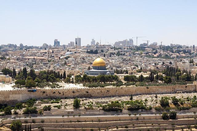 krásný Jeruzalém